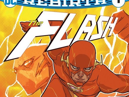 Vote for Your Favorite Flash Rebirth Cover
