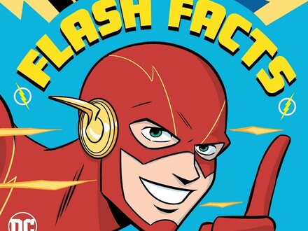 "Varian and Darian Johnson Give Us Our First Look at ""Flash Facts"""