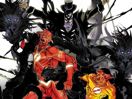 The Flash Vol. 2 Races Through the Dark