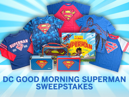 All-New Chance to Win for Your Family!