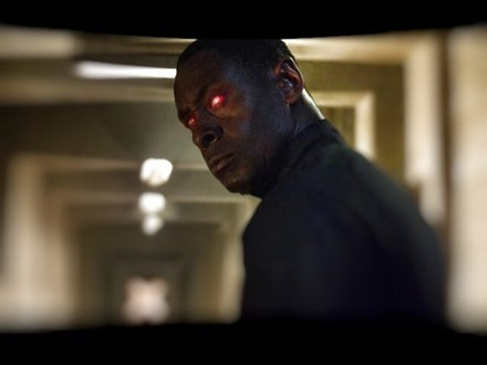 Red-Eyed Redemption: An Interview with Supergirl's David Harewood