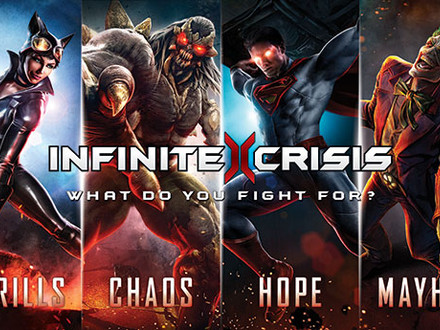 Announcing Five Days of Infinite Crisis