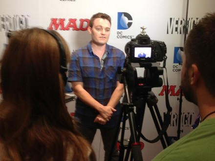 From the Floor: Scott Snyder Talks Terror
