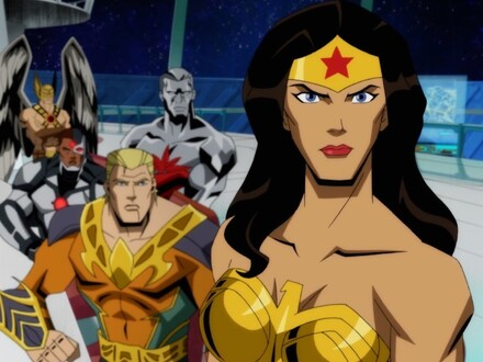 The Cast and Crew of Injustice Break Down the Superfriends Civil War