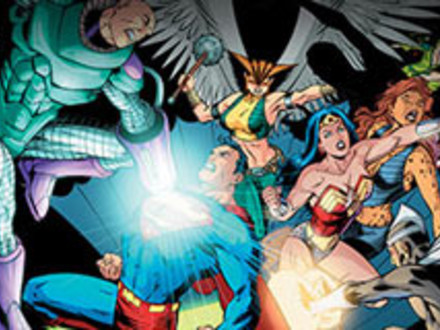 Justice League Doom Sale