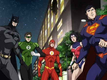 Join Us for Five Days of the Justice League
