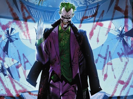 """""""The Joker War"""" Brings Large-Scale Crossover Action Back to Gotham"""