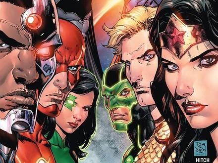 Vote for Your Favorite Justice League Rebirth Cover