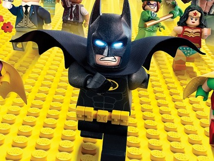 LEGO Batman Drops a Sweet New Single