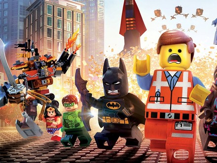 """EXCLUSIVE: Batman's """"Untitled Self Portrait"""" From THE LEGO MOVIE"""