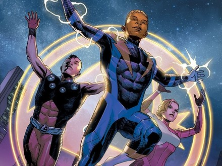 There's No Need to Fear the Future in Legion of Super-Heroes #1