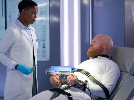 "Black Lightning's Marvin ""Krondon"" Jones III is Down...but Not Out"