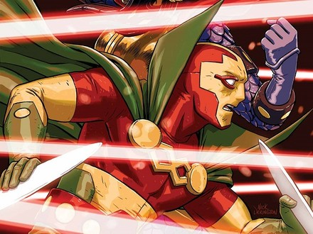 Mister Miracle: Warnings and Remodeling