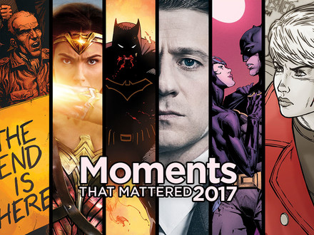 Ten Moments that Mattered in 2017