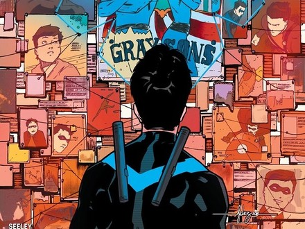 Vote for Your Favorite Nightwing Rebirth Cover
