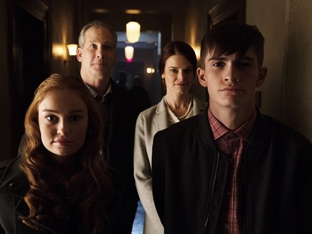 Titans: Who is the Nuclear Family?