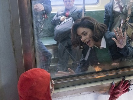 Powerless: Who the Heck are Crimson Fox and Jack O'Lantern?