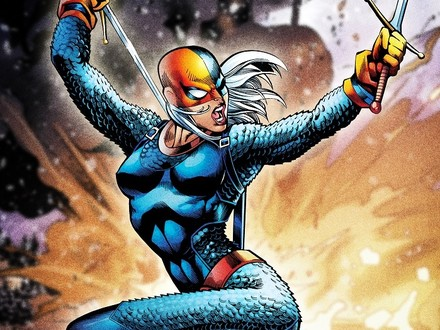 Breaking News: Rose Wilson Ravages Her Way on to Titans