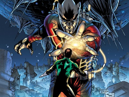 Tuesday Roundup: Lights Out for Green Lantern