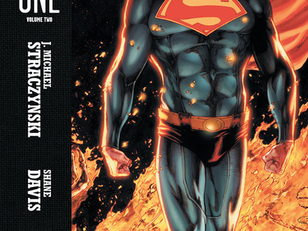 SUPERMAN: EARTH ONE VOL. 2 cover