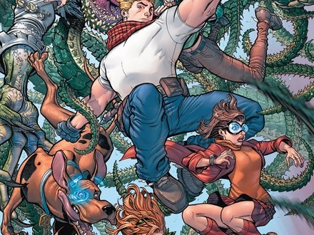 Scooby Apocalypse: Redemption for Scrappy