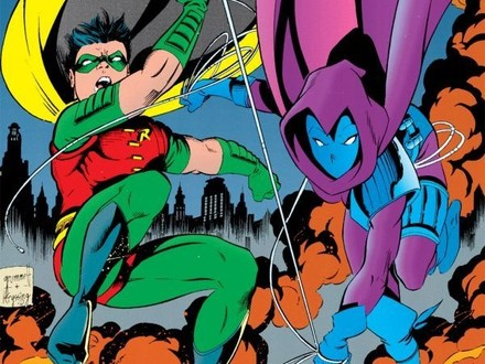 Love and Robins: The History of Tim Drake and Stephanie Brown