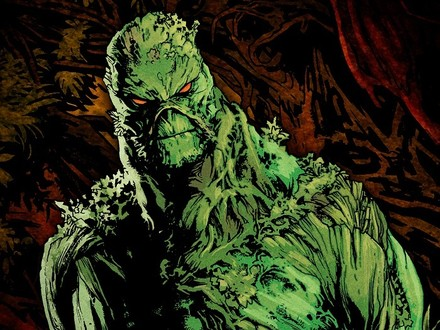 Breaking News: DC Universe Finds its Swamp Thing
