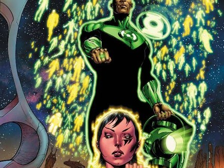 This Just Happened: The Green Lantern Corps' New Adversary is Revealed