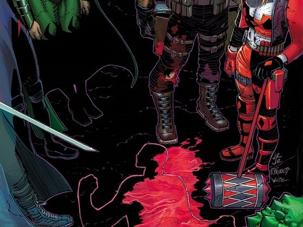 This Just Happened: Suicide Squads and Murder Mysteries