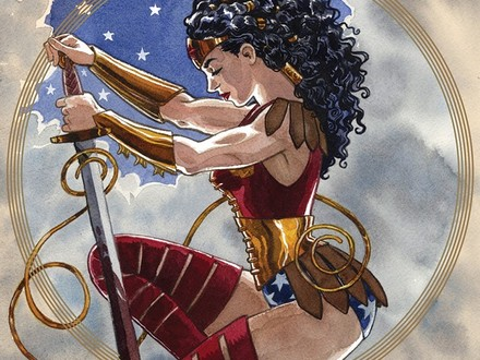Wonder Woman: The True Amazon Reimagines Diana's Past