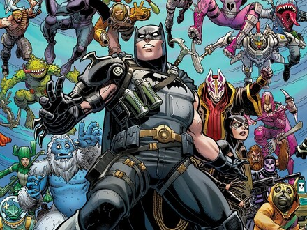 This Week on DC UNIVERSE INFINITE: Batman/Fortnite: Zero Point Continues!