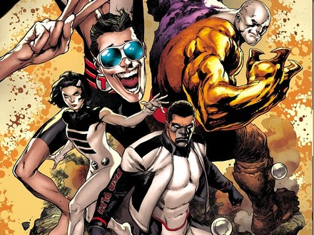 New Age of DC Heroes: Meet the Terrifics