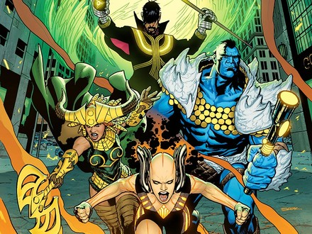 New Age of DC Heroes: What to Expect from The Unexpected