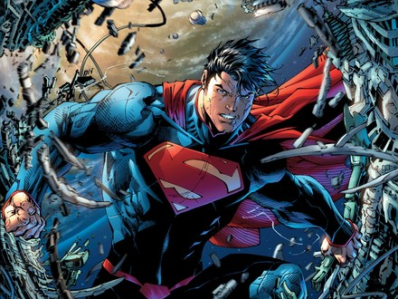 DC Week-In-Review: Man of Steel, E3, Superman Unchained and a Pair of New Home Pages...
