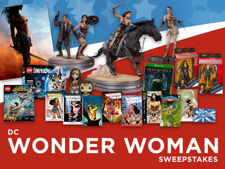 For All of the Wonder Woman Fans Out There!