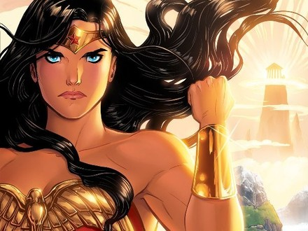 Bringing Wonder to the Holidays: Three Gift-Worthy Wonder Woman Graphic Novels
