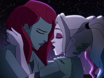 The Importance of Harley and Ivy's Queer Animated Romance