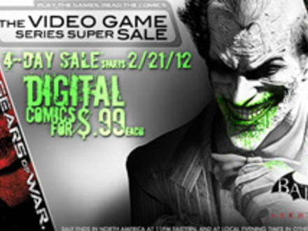 Video Game Sale
