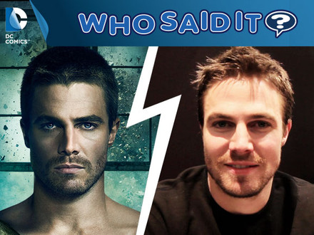 Who Said It?: Ollie vs. Amell