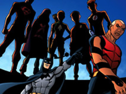 Batman and the young justice