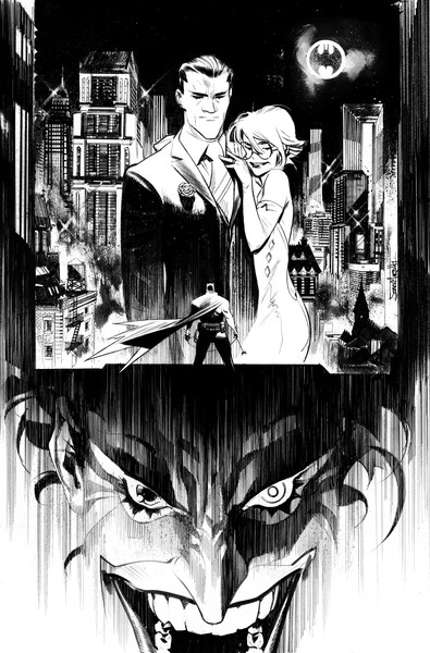 sean murphy u2019s batman  white knight arrives october 4