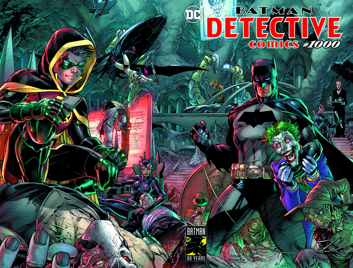 DC Announces Details for 1000th Issue of Detective Comics