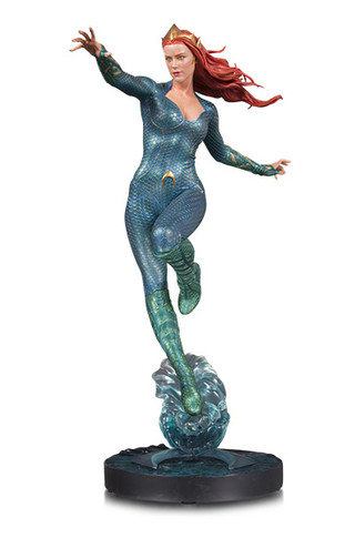AQUAMAN MOVIE: MERA STATUE