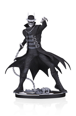 BATMAN BLACK & WHITE: THE BATMAN WHO LAUGHS