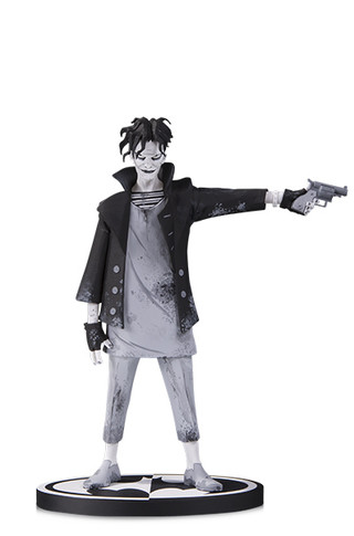 BATMAN BLACK & WHITE: THE JOKER BY GERARD WAY STATUE