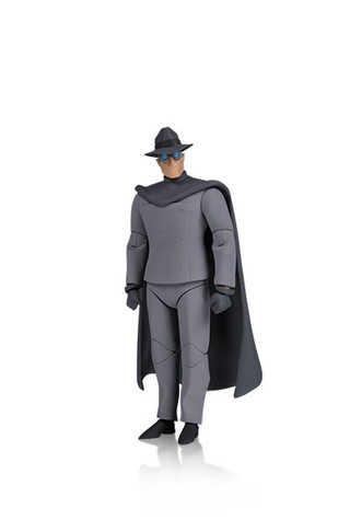 BATMAN: THE ANIMATED SERIES: 42 GRAY GHOST ACTION FIGURE