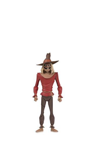 BATMAN: THE ANIMATED SERIES: 44 SCARECROW ACTION FIGURE