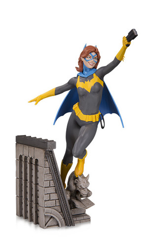 BAT-FAMILY: 02 BATGIRL MULTI-PART STATUE