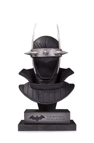 DC GALLERY: THE BATMAN WHO LAUGHS COWL