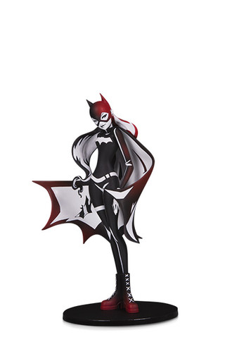 DC ARTISTS ALLEY: BATGIRL BY SHO MURASE DESIGNER VINYL FIGURE